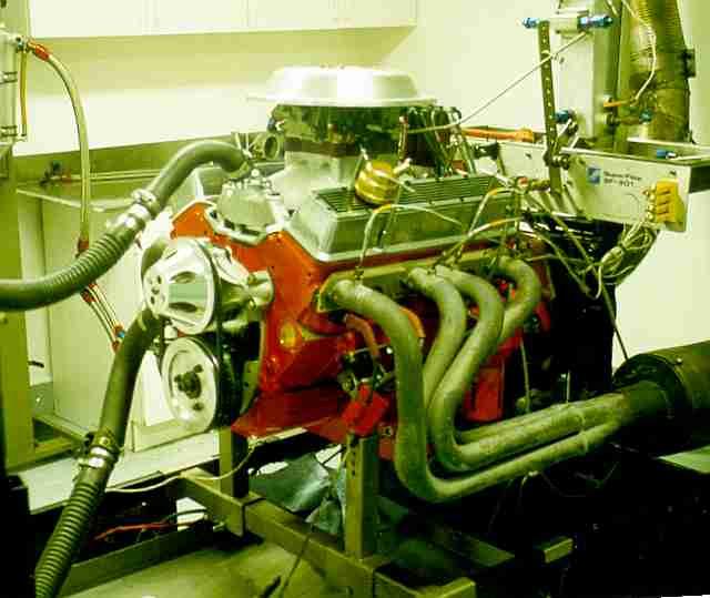 Allen's 383 Stroker Rebuild